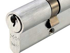 Euro 5 Pin Cylinders