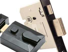 Black Antique Locks & Latches