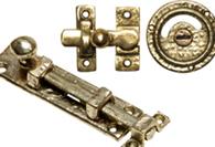 Antique Brass Bolts