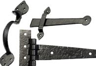 Blacksmith Forge Door & Gate Furniture