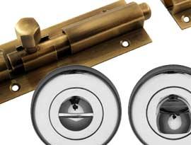 Door Bolts & Thumb Turn Locks