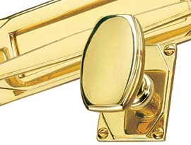 Period Style Brass Art Deco