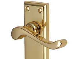 Brass Edwardian Style