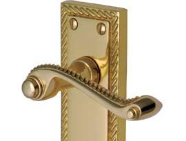 Brass Georgian Style