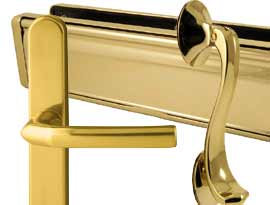 Gold & Brass UPVC and Multipoint