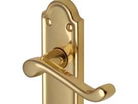Brass Meridian Style