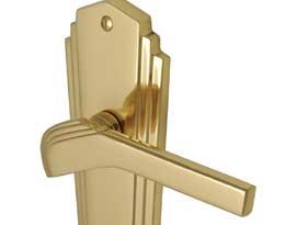 Brass Waldorf Style