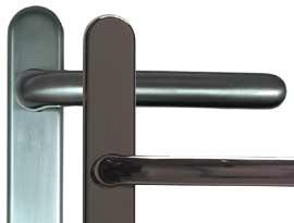 Bronze & Graphite UPVC and Multipoint Door Handles