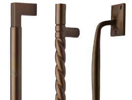 Rustic Bronze Pull handles