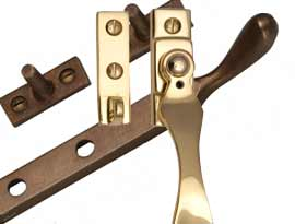 Casement Stays and Fasteners