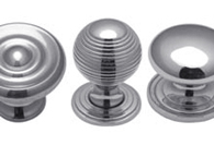 Polished Chrome Cabinet Knobs