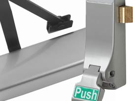 Door Closers & Panic Hardware