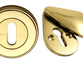 Brass Escutcheons