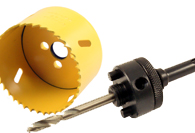 Hole Saws and Accessories