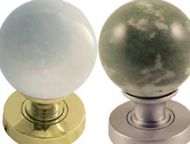 Marble Mortice Door Knobs