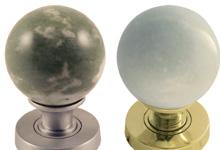 Marble Mortice Door Knobs