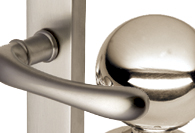Select Satin or Polished Nickel