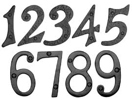 Tudor Numerals