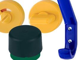 Coloured Nylon Accessories