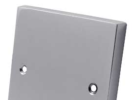 Polished Chrome Electrical Accessories