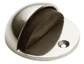 Polished Nickel Finish Door Stops