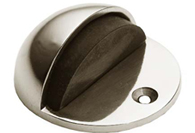 Polished Nickel Finish Door Stops