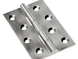 Pewter Finish Door Hinges