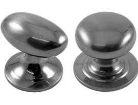 Pewter Finish Cabinet Fittings