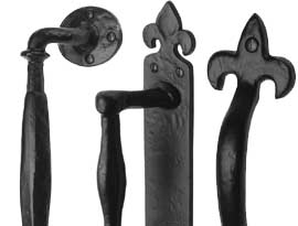 Tudor Pull Handles