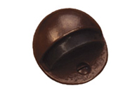 Rustic Real Bronze Door Stops