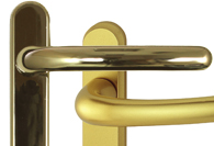Gold & Brass UPVC and Multipoint Door Handles