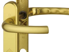 Multipoint Door Handles
