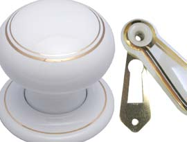 White Gold Line Porcelain