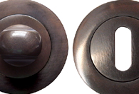 Imitation Bronze Escutcheons and Turns