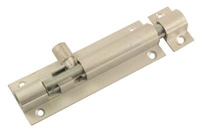 Image of Aluminium Sliding Door Bolt 60mm