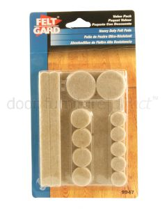 Heavy Duty Feltgard Pads Multi-Pack