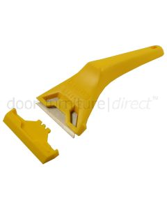 Plastic Handle Window Scraper