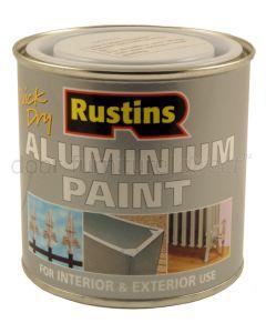 Rustins Aluminium Paint 250ml