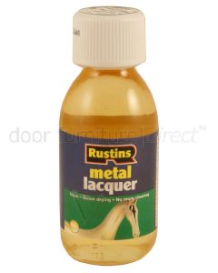 Clear Metal Lacquer 125ml