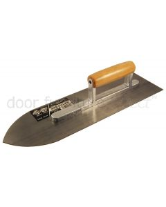 Worldwide Bull Nose Flooring Trowel 406mm (16in) No.19