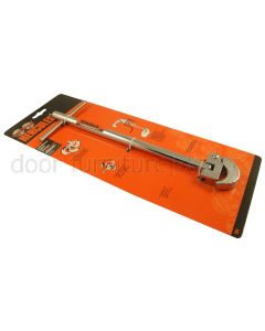 Adjustable Basin Wrench No.744