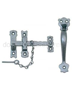 Pewter Finish Thumb Latch 152mm P3613
