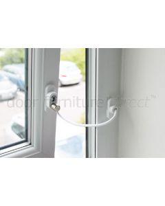 Penkid Window Restrictor White