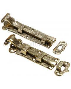 Antique Style Brass Bolt 1157