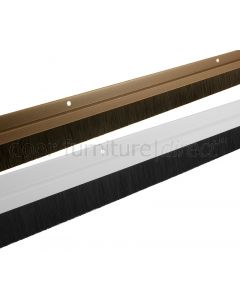 PVC Brush Draught Excluder 914mm