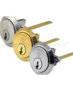 British Standard 6 Pin 1 Star Rim Cylinder To Differ