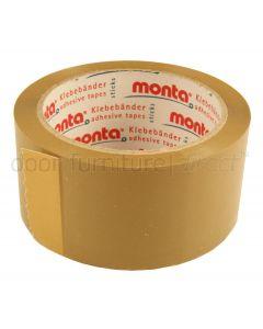 Brown Parcel Tape 50mmx66M