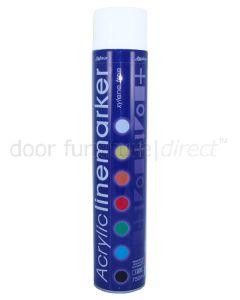 Linemarker Paint White 750ml