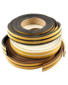 EPDM Rubber E Strip 5 Metre
