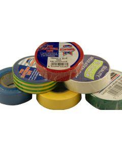 PVC Electrical Tape 19mmx20M